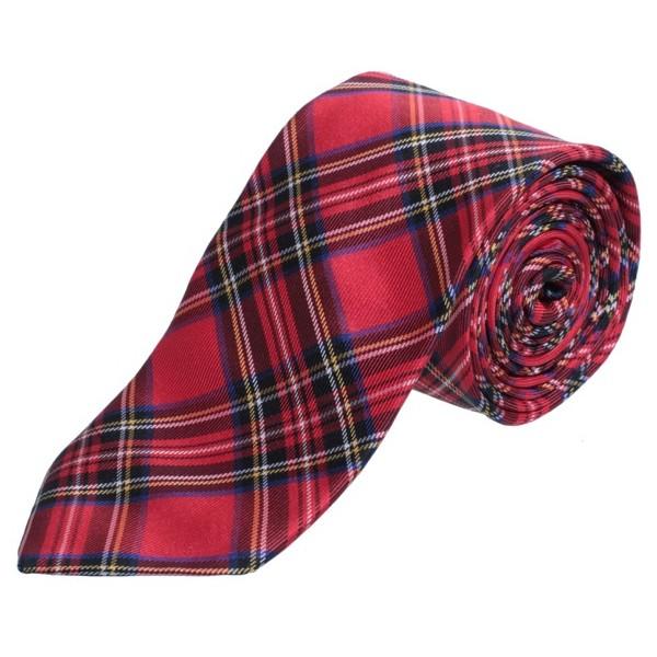 cravate-classique-en-twill-de-soie-noir