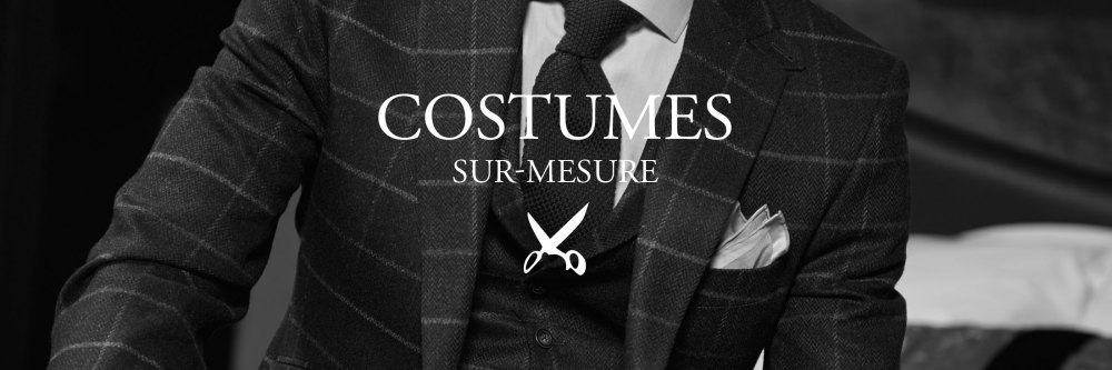 La maison Artling paris vous garantit un costume sur mesure adapté à votre  style et à votre silhouette. Nous travaillons dans le respect de la  tradition