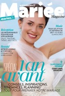 Mariée Magazine_Cover Mai 2016